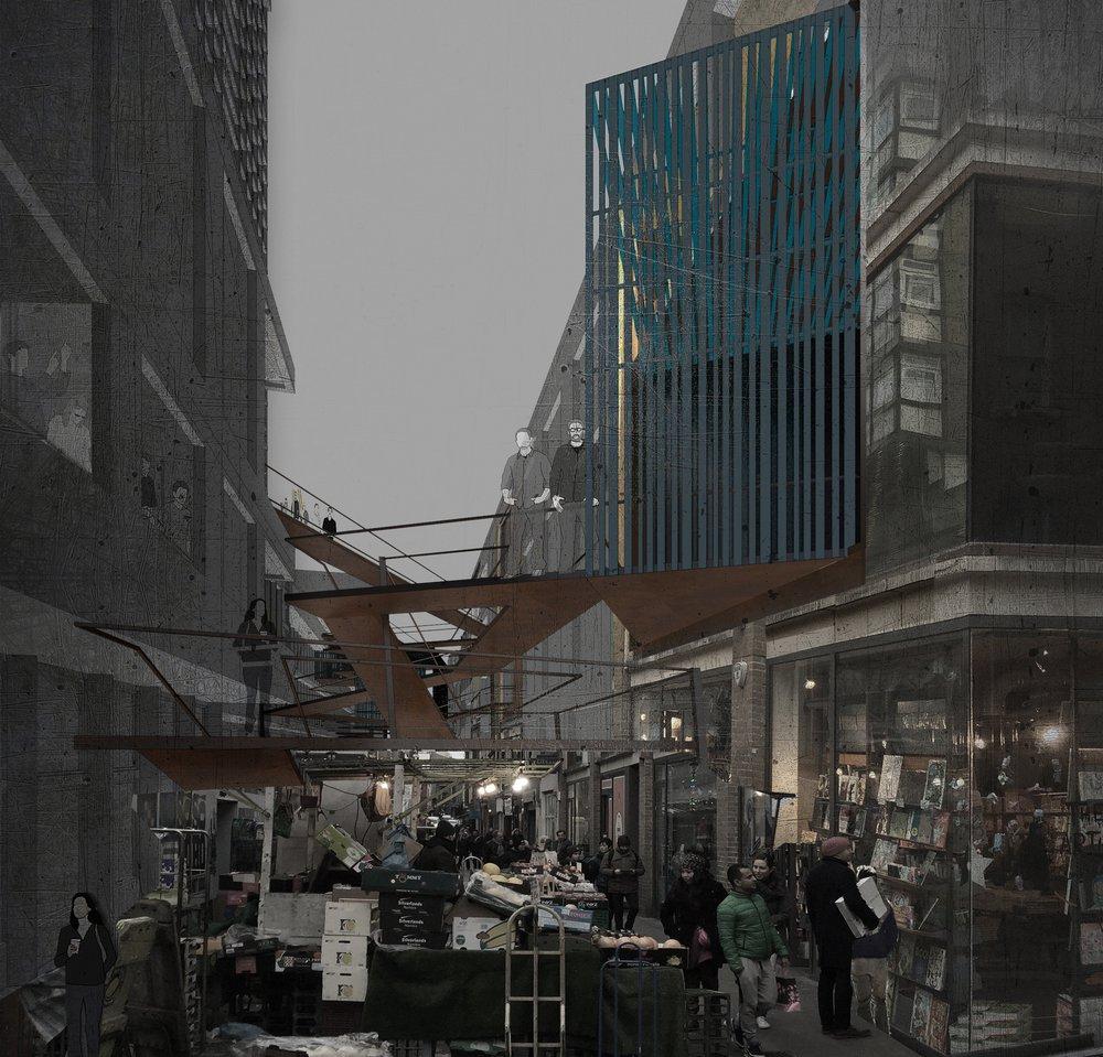 Berwick Street Market, 2046