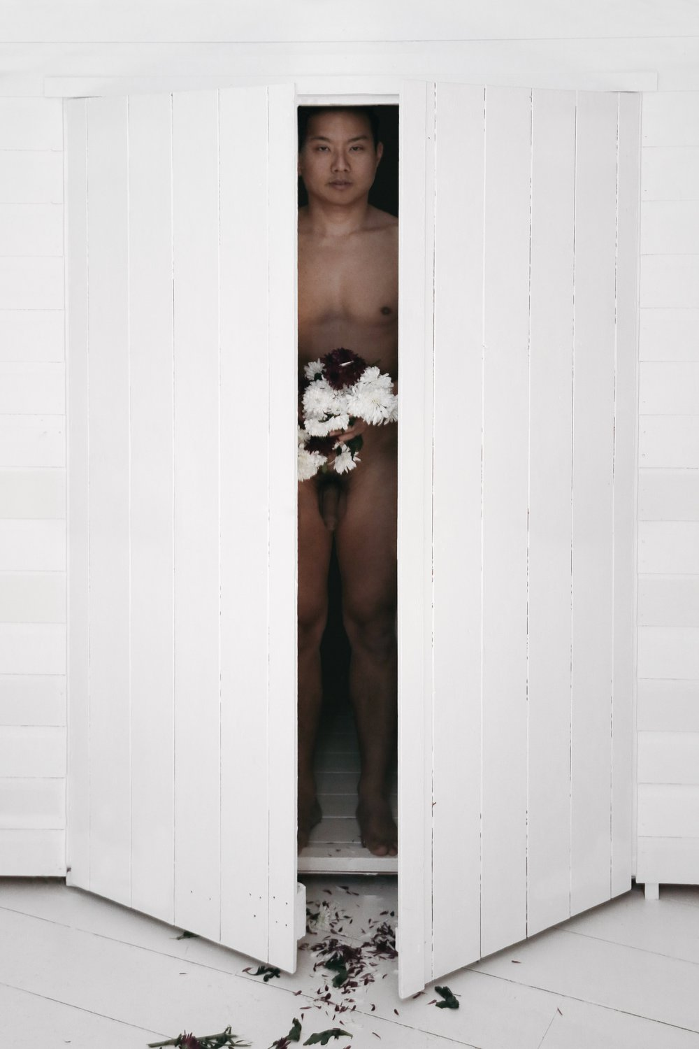 """""""Yaojen """" from the series: From the Place I am looking at you (I can not see)"""