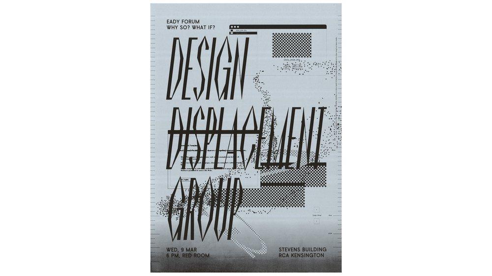 Eady Forum invites Design Displacement Group