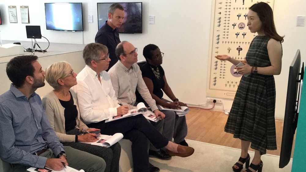 Helen Hamlyn Design Awards 2016 Judging