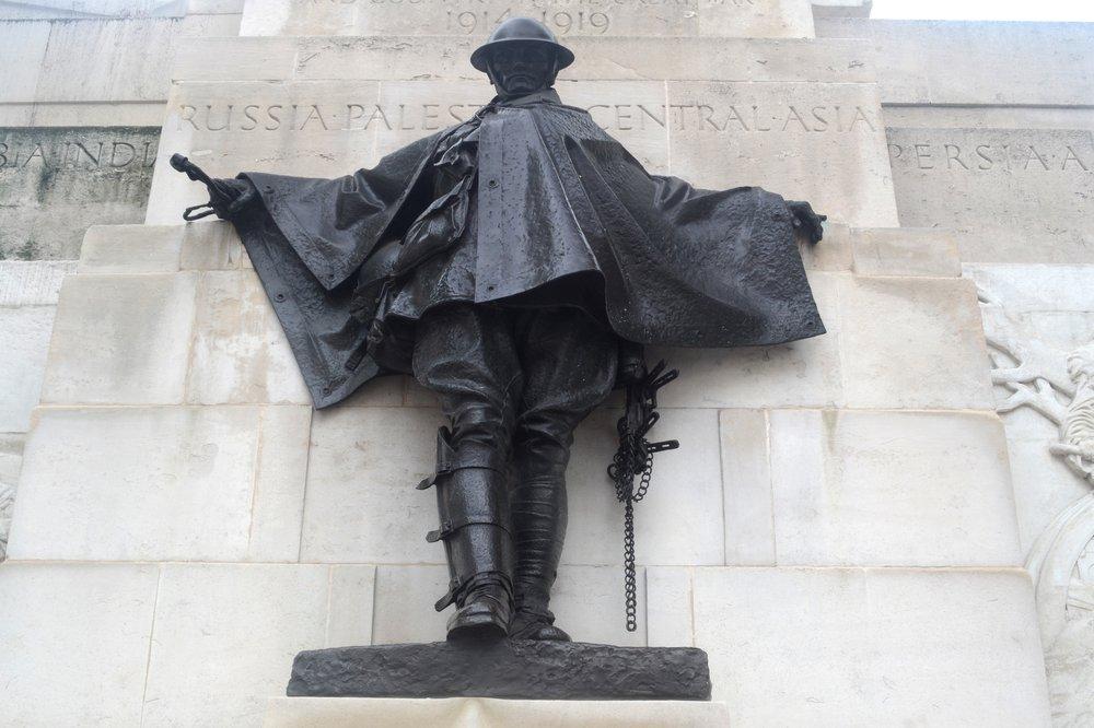 Royal Artillery Memorial, Hyde Park Corner, London