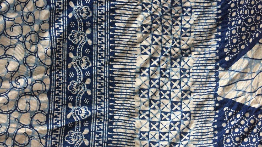 Wax-textile by Nichem