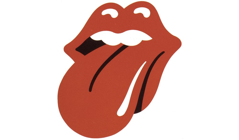 Graphic for cover of Rolling Stones  'Sticky Fingers'