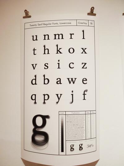 Type Diversity Poster, Karen von Ompteda