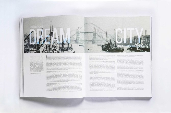 Kane, J. (2015) 'Dream City: London's Pleasurescapes', LA+ : Interdisciplinary Journal of Landscape Architecture 2 (Fall 2015)