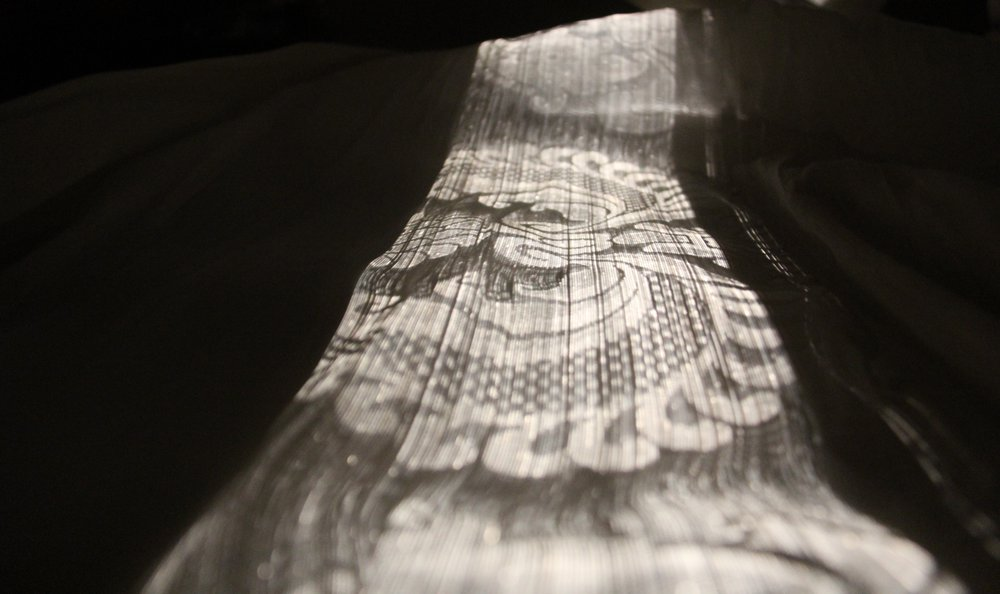 Light-Emitting Lace