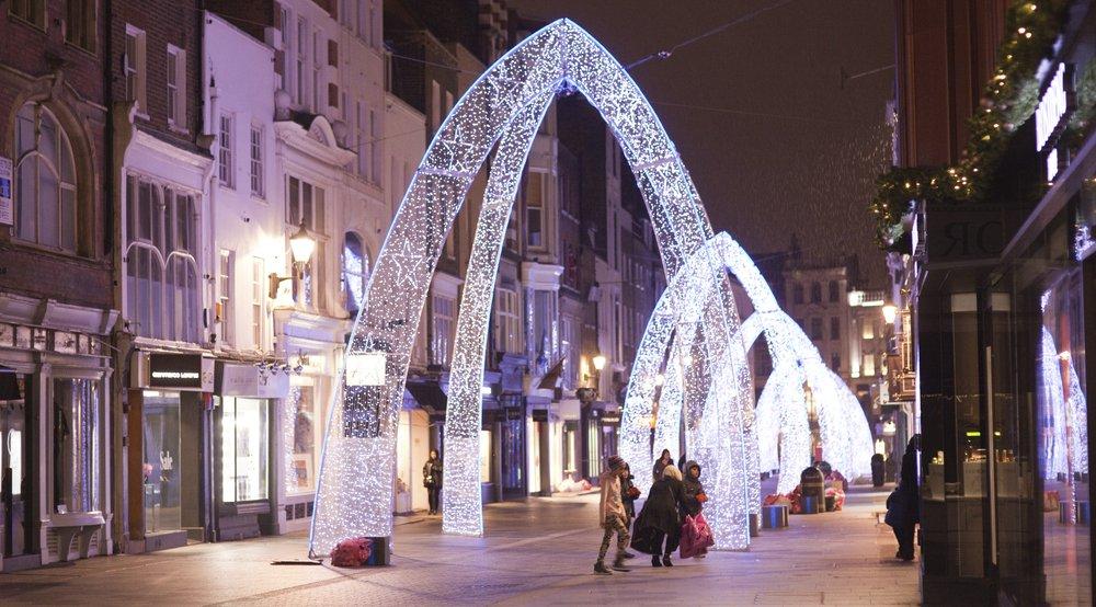 London Lights: Bond Street