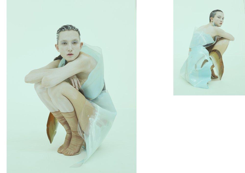 Fluid'Sense crouching model
