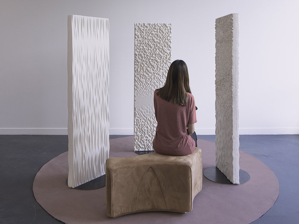 MEDIUM; FUÜN. Installation, Royal College of Art