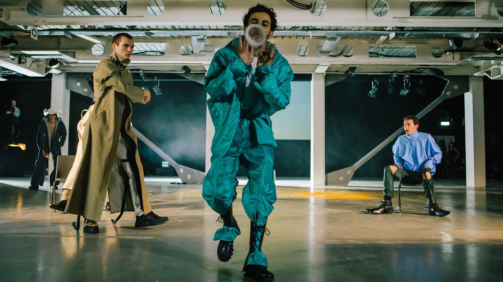 Show 2018, Fashion Menswear, Marie Lueder