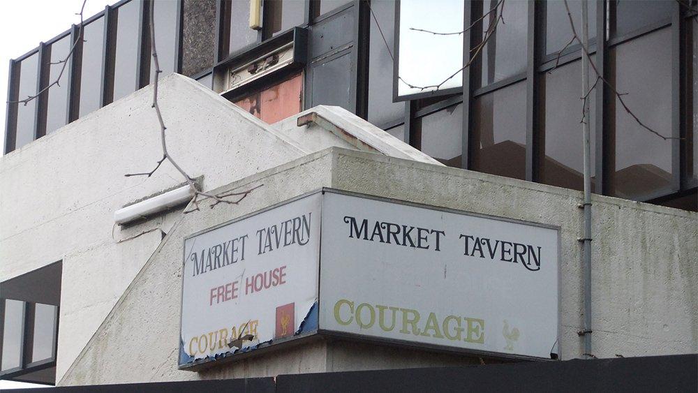 Market Tavern, Nine Elms