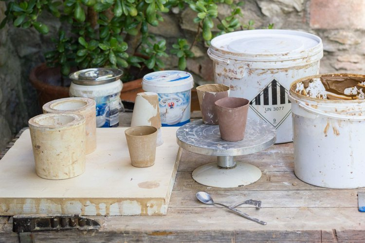 Domestic Clay, Max Hornaecker