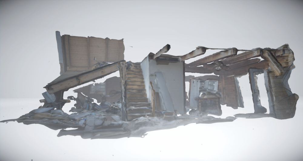 Imperfect Meshes: Stories from the Hurricane