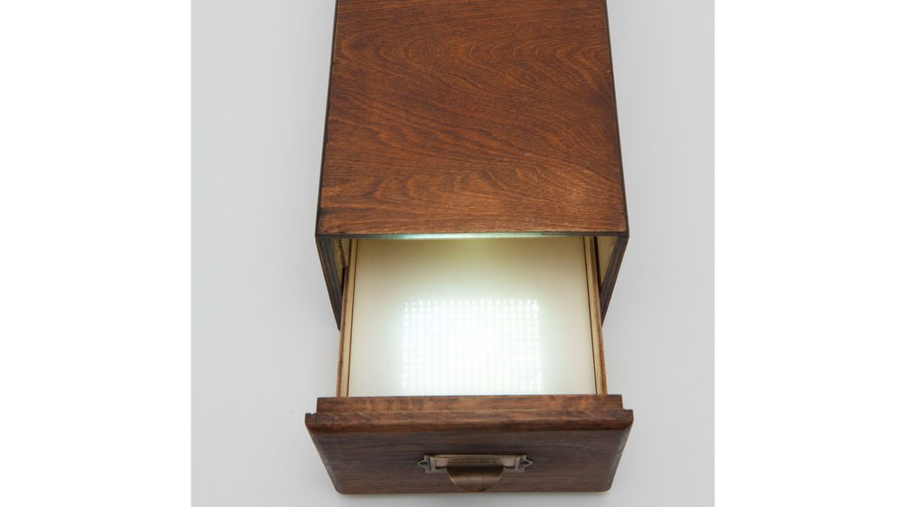 Specimen Drawer No.3. An Object from the Collection of the Museum of Light