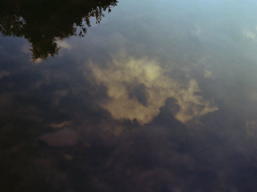 Welter (Cloud, On Reflection)