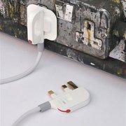 UK Folding Plug