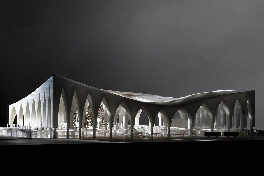 Cultural Centre Istanbul, 2011