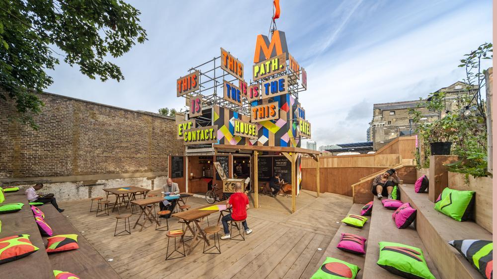 Movement Cafe, Greenwich