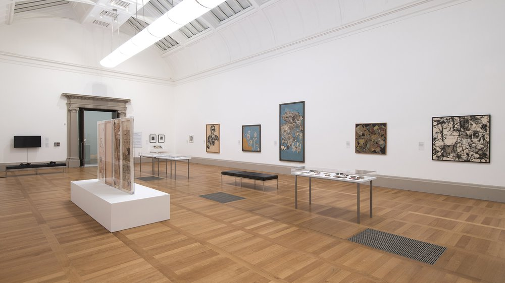 Co-curator: 'Vital Fragments: Nigel Henderson and the Art of Collage', Tate Britain