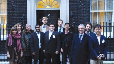Downing Street Design Summit