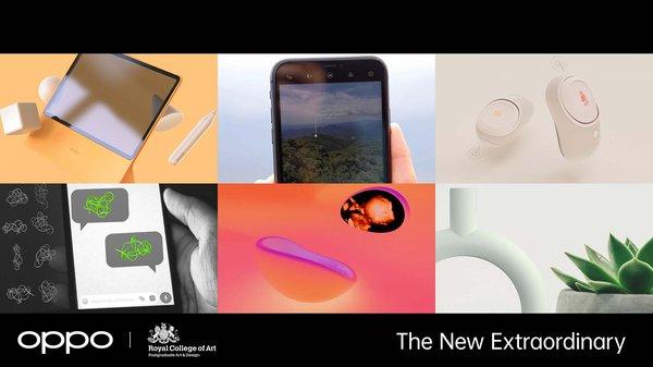 "OPPO x RCA ""The New Extraordinary"""