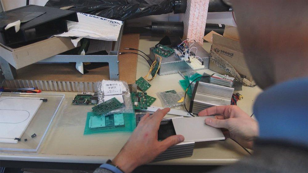 RCA/CERN collaborative project: ORBIS