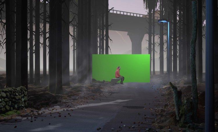 Alex Boyce, Oljevegen - The Oil Road (ADS6, 2020)