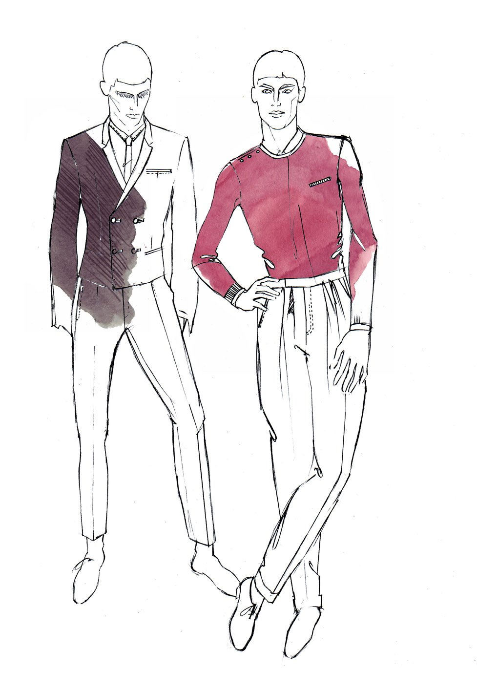 A Cultural & Aesthetic History of Contemporary Menswear