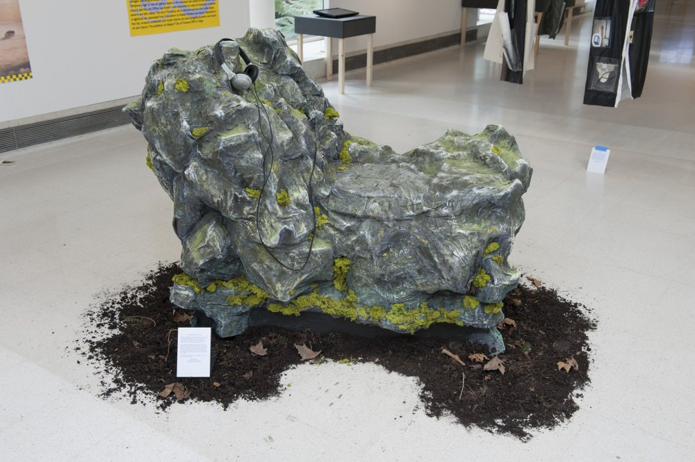 A Rock Made for Sitting