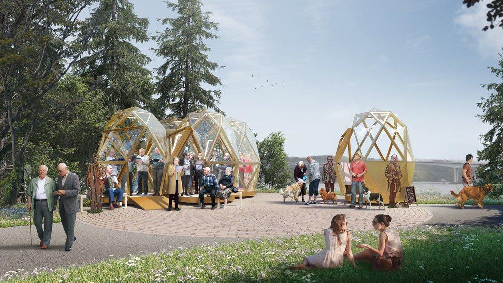Our Future Foyle, Helen Hamlyn Centre for Design