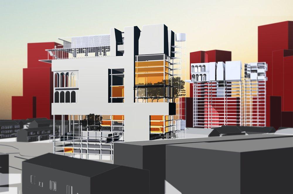 FUTURE: Carpenters Estate