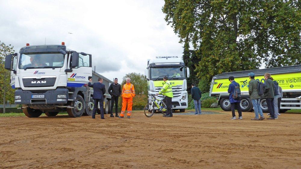 Truck Safety Briefing