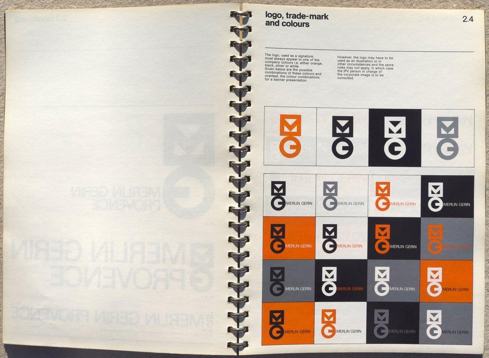 Merlin Gerin design manual by Gérard Guerre, 1967