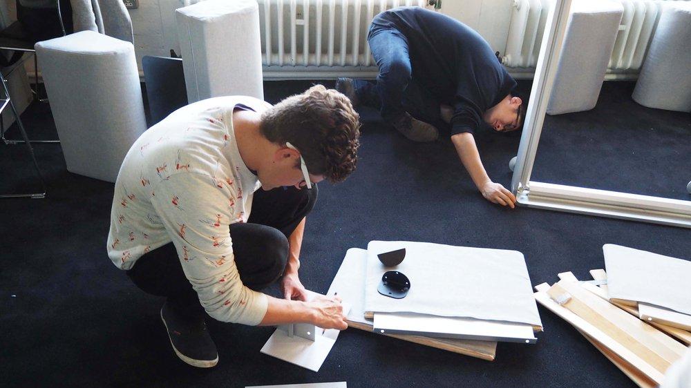 AcrossRCA 2016: Ikea/Tom Dixon Furniture Hack
