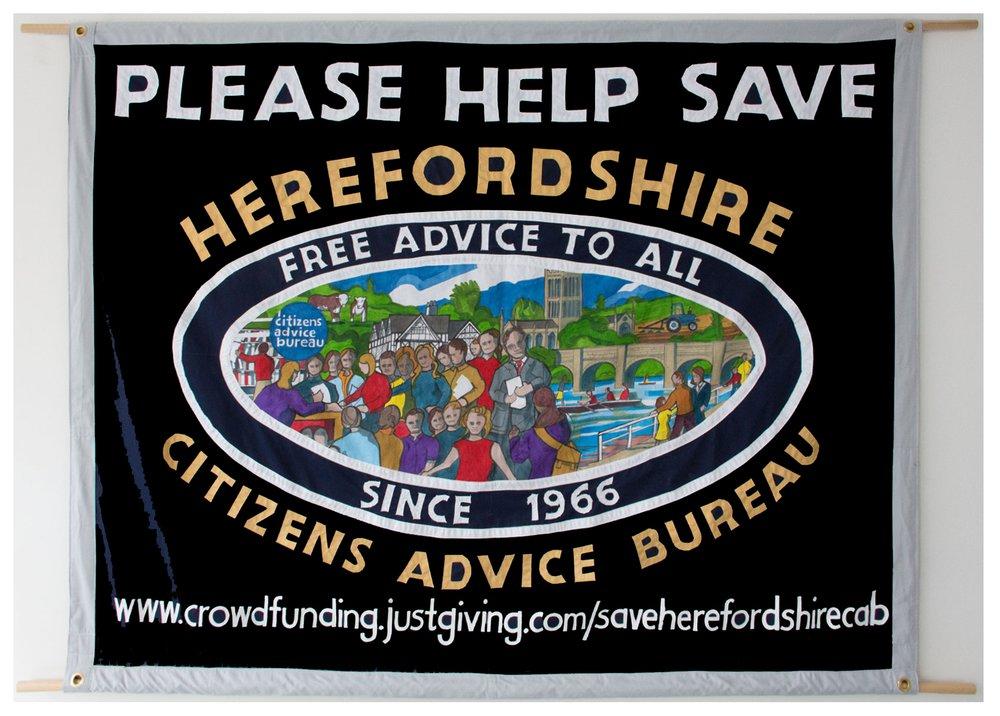 Save Herefordshire Citizens Advice Bureau