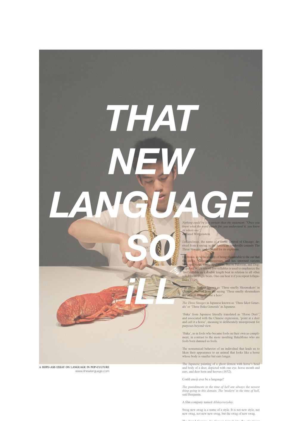 New Language So iLL