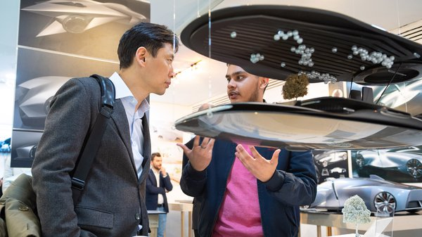 MA Intelligent Mobility Graduate Show 2019