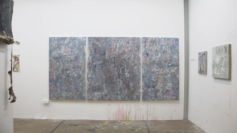 Arts & Humanities Work-in-progress 2018: Painting, Jhonatan Pulido