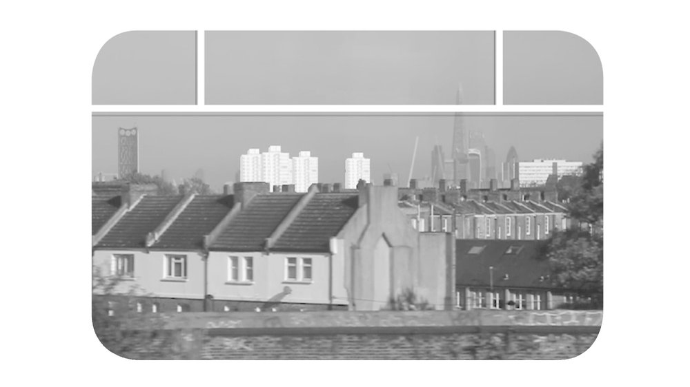 Panorama East of Brixton