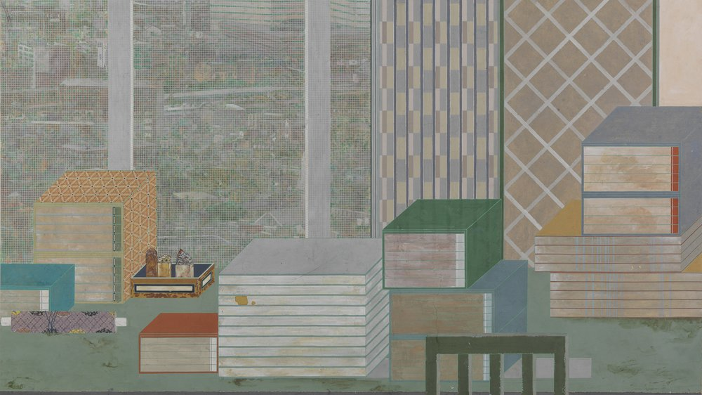 The Empty Room (detail)