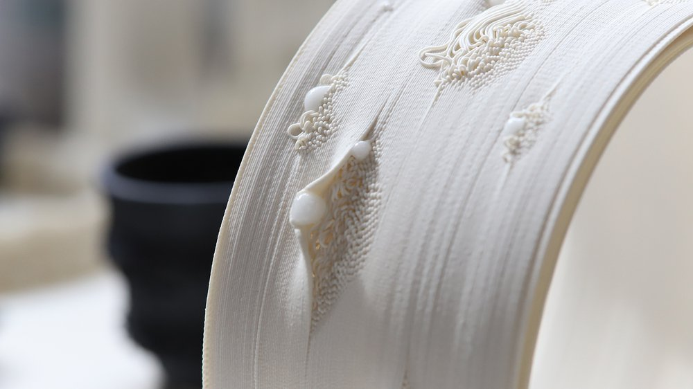 Of Lace and Porcelain (detail)