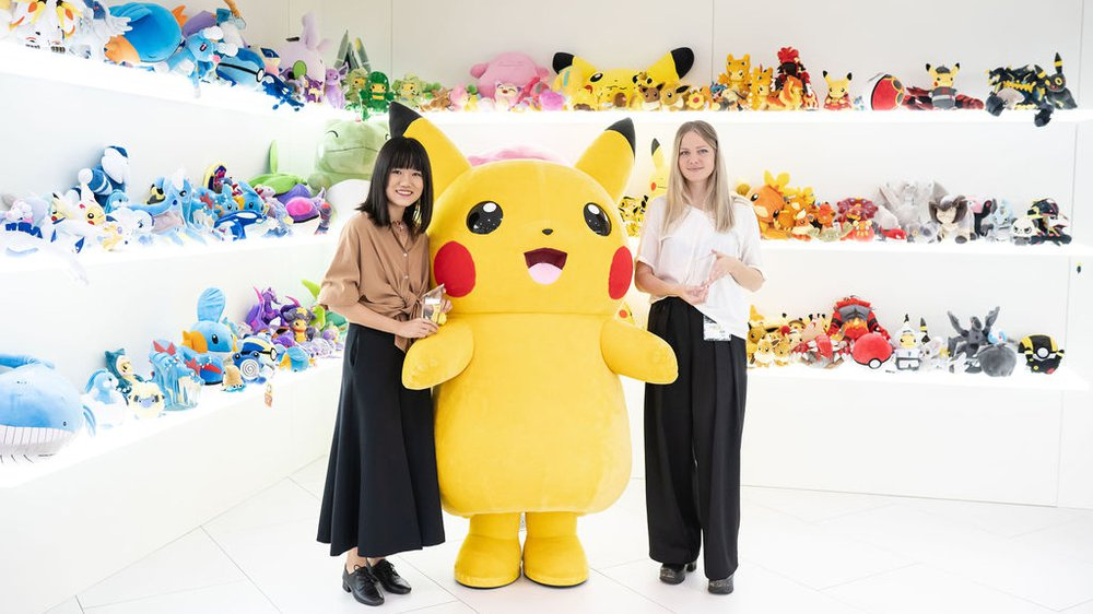 Pokémon Scholars, Ye Han and Marie Isacsson.