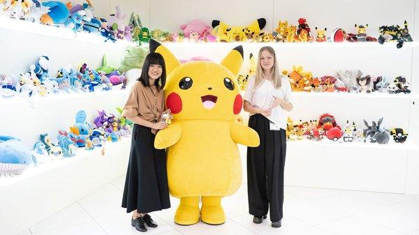 Pokémon Scholars, Ye Han and Marie Isacsson.