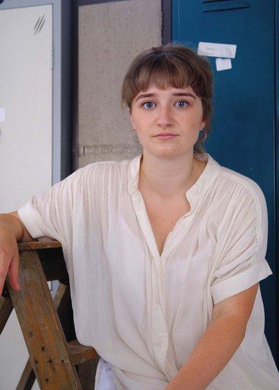 portrait of Eleanor Hill