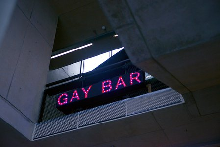 Proposition #1(Gay Bar)