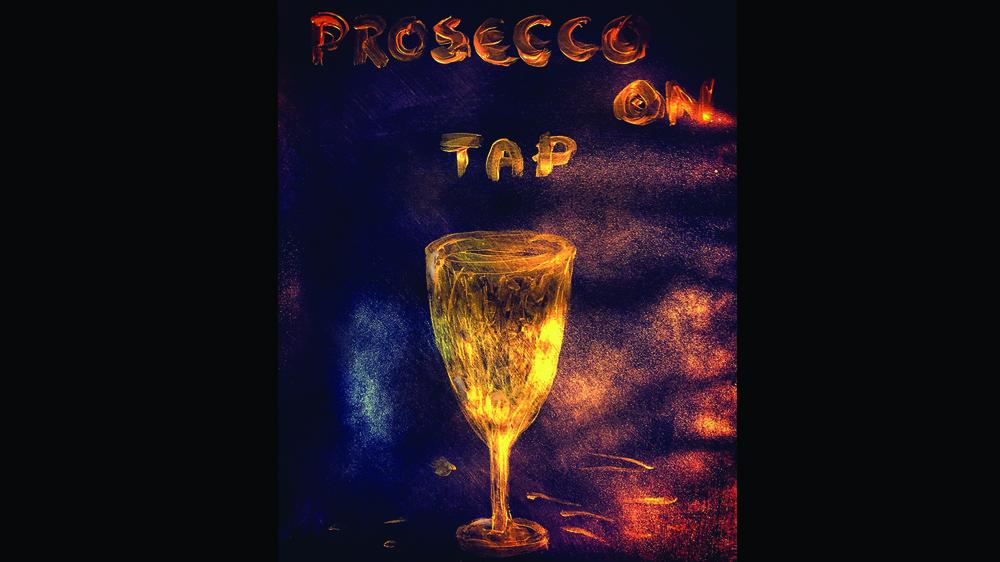 Prosecco On Tap