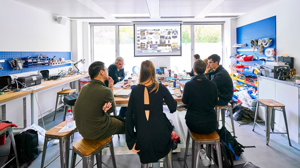 Workshops at RCA White City