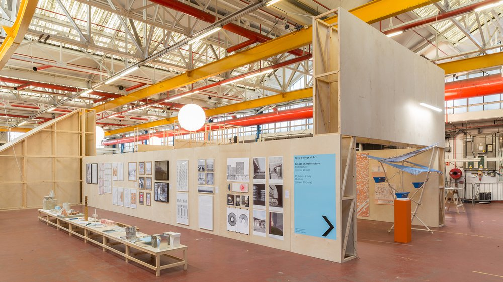 Show 2017: School of Architecture, Architecture