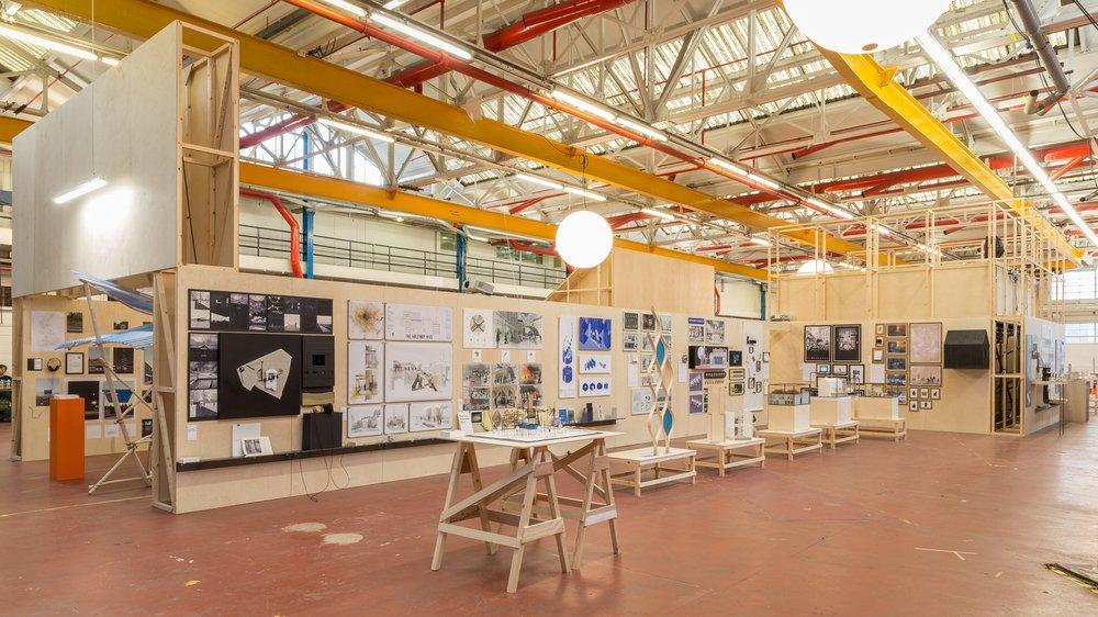 Show 2017: School of Architecture, Interior Design