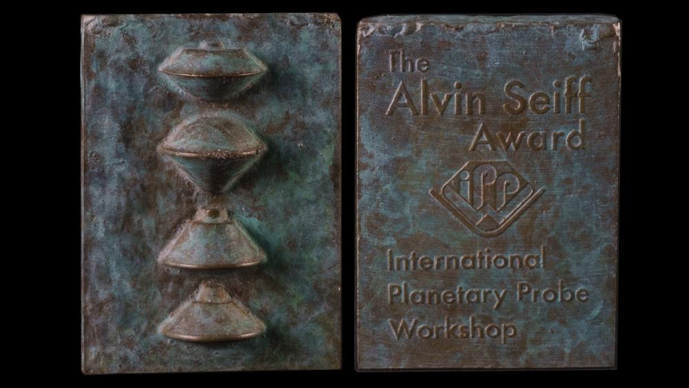 Al Seiff Memorial Award Medal